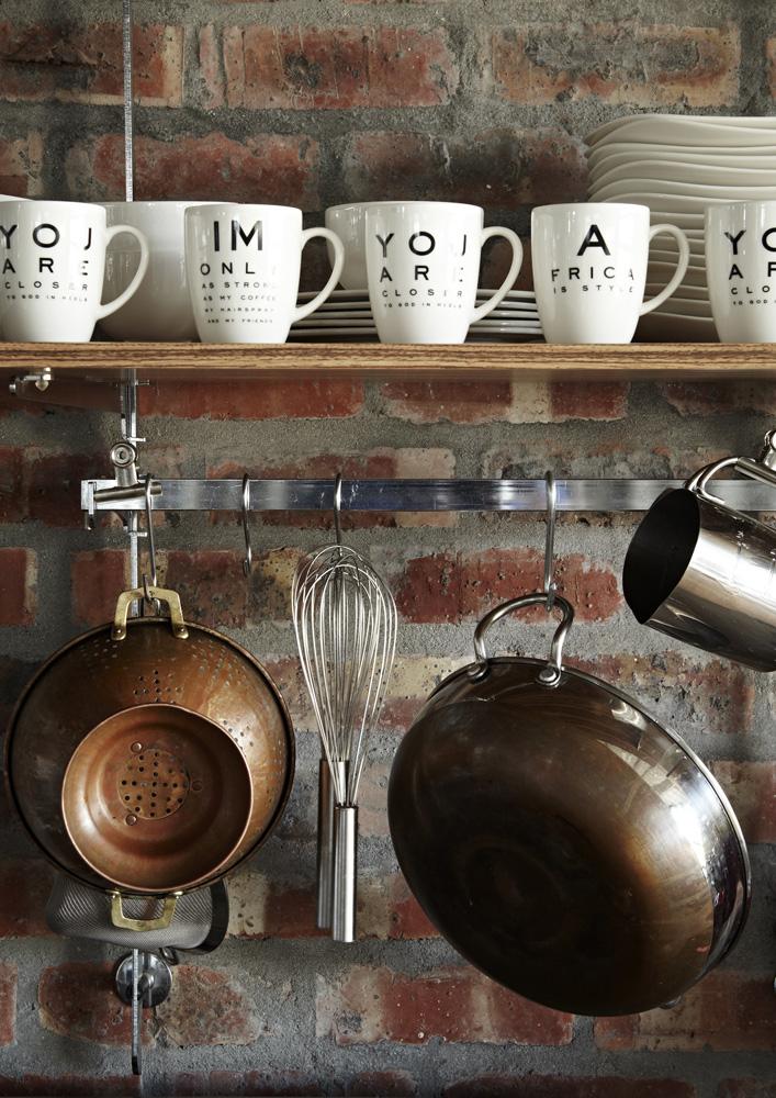 Marie Kondo inspired decluttering tips - Garden and Home - Kitchen organisation