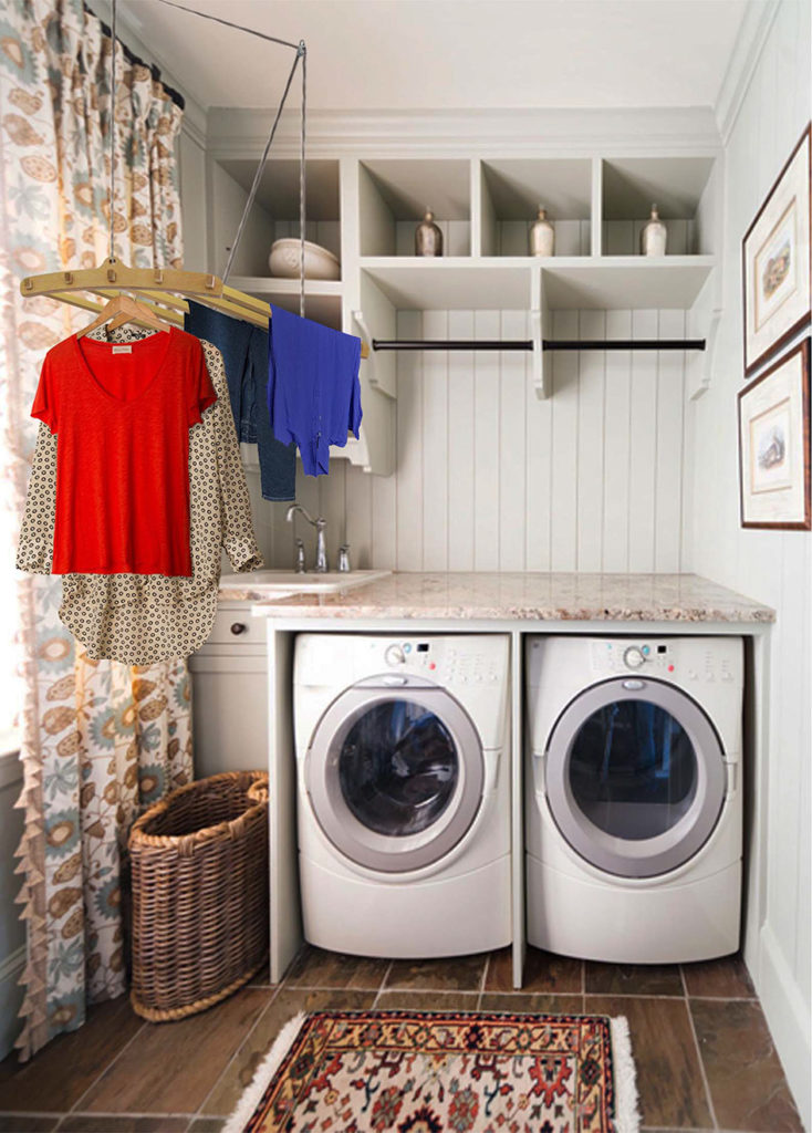 Win a Laundrack™ laundry airing rack
