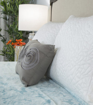 SNOW pillow protectors - competition - SA Garden and Home