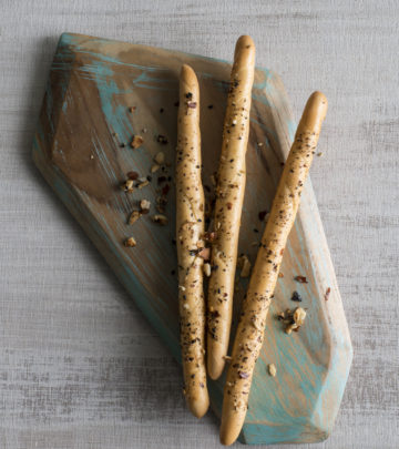 DUKKAH BREADSTICKS