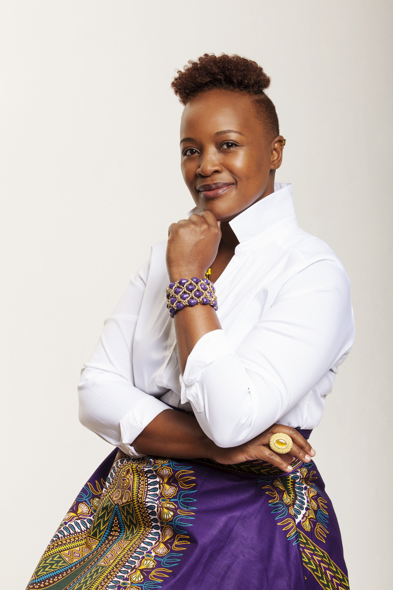Nthabi Taukobong - Interior Designer